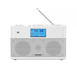 Kenwood CR-ST50DAB-W radio Portatile Analogico e digitale Bianco