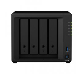 Synology DiskStation DS920+ server NAS e di archiviazione Mini Tower Collegamento ethernet LAN Nero J4125