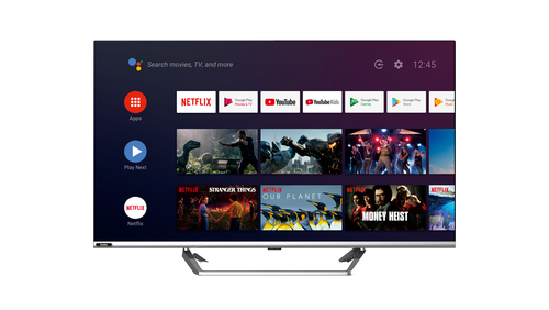 "SABA SA40S67A9 101,6 cm (40"") Full HD Smart TV Wi-Fi Argento venduto su Radionovelli.it!"