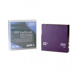 IBM LTO Ultrium 200 GB Data Cartridge 1,27 cm
