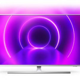 "Philips 65PUS8555/12 TV 165,1 cm (65"") 4K Ultra HD Smart TV Wi-Fi Argento e' ora in vendita su Radionovelli.it!"