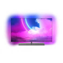 "Philips 48OLED935/12 TV 121,9 cm (48"") 4K Ultra HD Smart TV Wi-Fi Bronzo, Grigio"