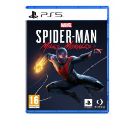 Sony Marvel?s Spider-Man: Miles Morales Basic Tedesca, Inglese, ITA PlayStation 5