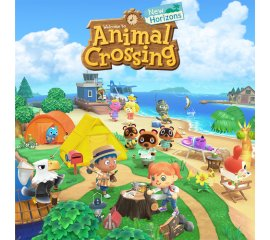 Nintendo Animal Crossing: New Horizons Basic Inglese, ITA Nintendo Switch