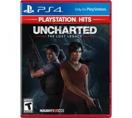Sony Uncharted: The Lost Legacy Basic PlayStation 4