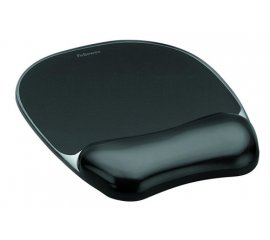 Fellowes 9112101 tappetino per mouse Nero