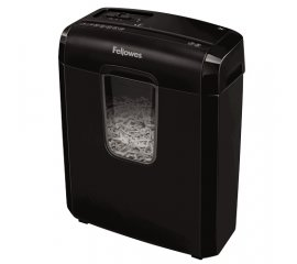 Fellowes Powershred 3C distruggi documenti Triturazione incrociata 22 cm Nero