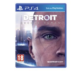 Sony Detroit: Become Human, PS4 Basic ITA PlayStation 4