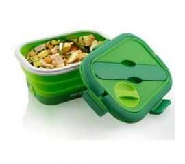 Macom Space Lunch To Go 35 W 0,8 L Verde, Bianco Adulto