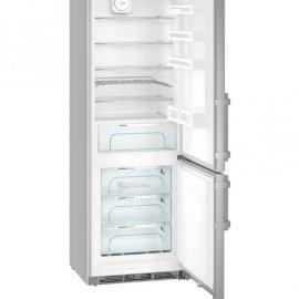 Liebherr CNef 5735 frigorifero con congelatore Libera installazione 402 L A+++ Argento e' tornato disponibile su Radionovelli.it!