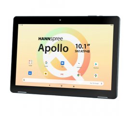 "Hannspree HANNSpad Apollo 32 GB 25,6 cm (10.1"") Mediatek 3 GB Wi-Fi 5 (802.11ac) Android 10 Nero"