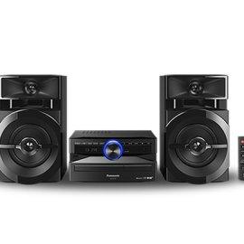 Panasonic SC-UX102E-K set audio da casa 300 W Nero e' tornato disponibile su Radionovelli.it!