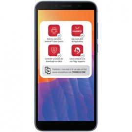 "Huawei Y5p 13,8 cm (5.45"") Doppia SIM Android 10.0 Huawei Mobile Services (HMS) 4G Micro-USB 2 GB 32 GB 3020 mAh Blu e' ora in vendita su Radionovelli.it!"