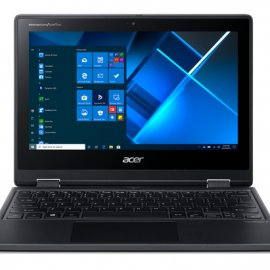 "Acer TravelMate Spin B3 NX.VN1ET.005 notebook/portatile Ibrido (2 in 1) 29,5 cm (11.6"") 1920 x 1080 Pixel Touch screen Intel? Celeron? N 4 GB DDR4-SDRAM 128 GB SSD Wi-Fi 5 (802.11ac) Windows 10 Pro Ne e' ora in vendita su Radionovelli.it!"