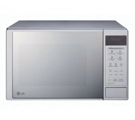 LG MS-20R44DAR forno a microonde Superficie piana 20 L 700 W Argento