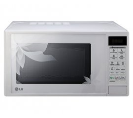 LG MS-2043DAC forno a microonde Superficie piana 20 L 700 W Bianco
