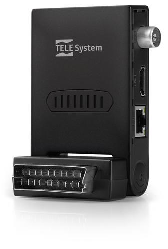 TELE System TS6807 Terrestre Full HD Nero venduto su Radionovelli.it!