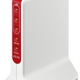 AVM FRITZ!Box 6820 LTE International router wireless Gigabit Ethernet Banda singola (2.4 GHz) 3G 4G Bianco venduto su Radionovelli.it!