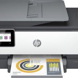 HP OfficeJet Pro 8022e Getto termico d'inchiostro A4 4800 x 1200 DPI 20 ppm Wi-Fi e' ora in vendita su Radionovelli.it!