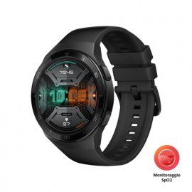 "Huawei WATCH GT 2e 3,53 cm (1.39"") 46 mm AMOLED Nero GPS (satellitare) e' ora in vendita su Radionovelli.it!"