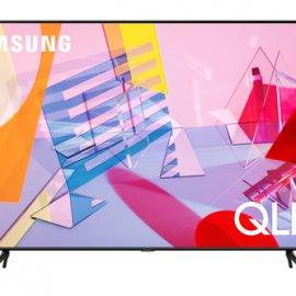 """Samsung Series 6 QE65Q60TAU 165,1 cm (65"""") 4K Ultra HD Smart TV Wi-Fi Nero e' ora in vendita su Radionovelli.it!"""