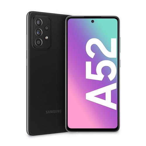 "Samsung Galaxy A52 128 GB Display 6.5"" FHD+ Super AMOLED Awesome Black e' ora in vendita su Radionovelli.it!"
