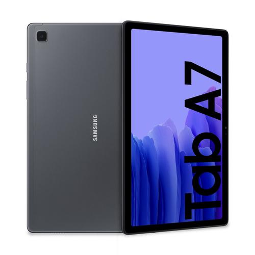 """Samsung Galaxy Tab A7 Tablet, Display 10.4"""" TFT, 32GB Espandibili fino a 1TB, RAM 3GB, Batteria 7.040 mAh, WiFi, Android 10, Fotocamera posteriore 8 MP, Dark Gray e' ora in vendita su Radionovelli.it!"""