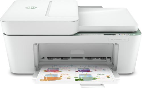 HP DeskJet Plus 4122 Getto termico d'inchiostro A4 4800 x 1200 DPI 8,5 ppm Wi-Fi e' ora in vendita su Radionovelli.it!