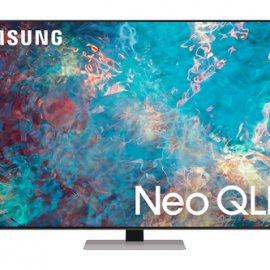 "Samsung TV Neo QLED 4K 55"" QE55QN85A Smart TV Wi-Fi Eclipse Silver 2021 e' ora in vendita su Radionovelli.it!"
