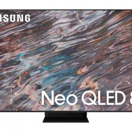 "Samsung Series 8 TV Neo QLED 8K 65"" QE65QN800A Smart TV Wi-Fi Stainless Steel 2021 e' ora in vendita su Radionovelli.it!"