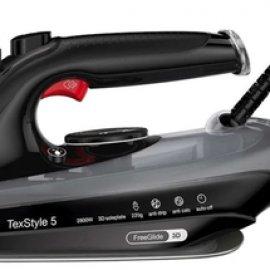 Braun TexStyle 5 SI 5088 BK Ferro da stiro a secco e a vapore EloxalPlus soleplate 2800 W Nero e' ora in vendita su Radionovelli.it!