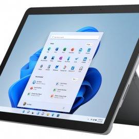 """Microsoft Surface Go 3 128 GB 26,7 cm (10.5"""") Intel® Core™ i3 di decima generazione 8 GB Wi-Fi 6 (802.11ax) Windows 11 Home in S mode Platino e' ora in vendita su Radionovelli.it!"""
