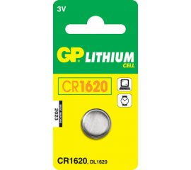 GP Batteries Lithium Cell CR1620 Batteria monouso Litio