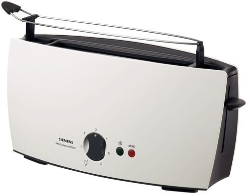 TT61101 Siemens TT61101 tostapane 2 fettae Bianco 900 W