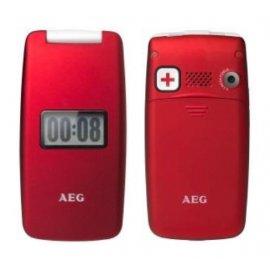 "AEG VOXTEL M400 2.4"" Rosso"