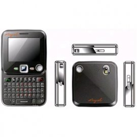 ANYCOOL ZIPPY DUAL SIM ITALIA BLACK