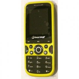 GLAM'OUR SOLAIRE DUAL SIM ITALIA YELLOW