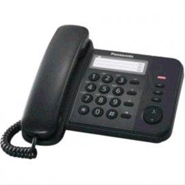 PANASONIC KX-TS520EX1B TELEFONO DA TAVOLO NERO