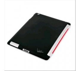 VAVELIERO BACK COVER NERO iPAD 2