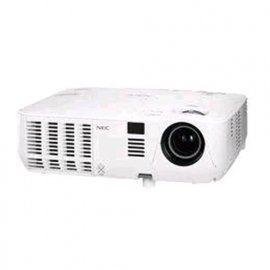 NEC V260 3D READY VIDEOPROIETTORE DLP 3D SVGA 2.600 ANSI lume venduto su Radionovelishop.it!