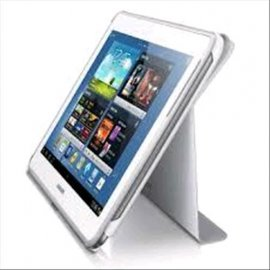 SAMSUNG GALAXY NOTE 10.1 BOOK COVER COLORE BIANCO