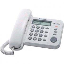 PANASONIC KX-TS580EX1W TELEFONO DA TAVOLO BIANCO