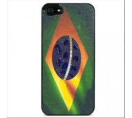 VAVELIERO FLAGS COVER BRASILE iPhone 5
