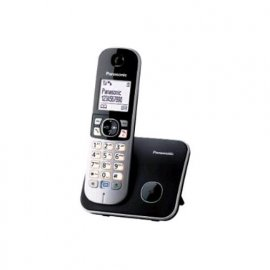 PANASONIC KX-TG6811JTB ITALIA BLACK venduto su Radionovelli.it!