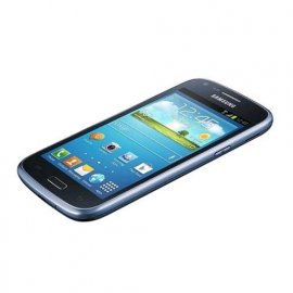 "SAMSUNG I8260 GALAXY CORE 4.3"" ITALIA BLUE"