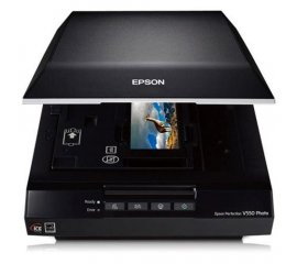 EPSON V550 PHOTO SCANNER A4 CCD nr 24 BIT COLORE N