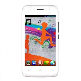 "NGM FORWARD RUN DUAL SIM 4"" 4GB ANDROID 4.2.2 ITALIA WHITE"