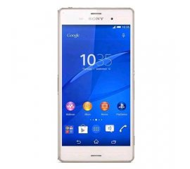"SONY XPERIA Z3 5.2"" 16GB WATERPROOF ITALIA WHITE"