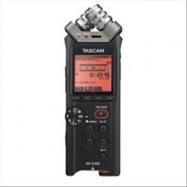TASCAM DR22WLII REGISTRATORE DIGITALE WI-FI USB 25Hr MP3 PCM COLORE NERO