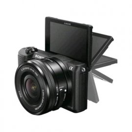 SONY ILCE5100LB 24.3 MEGAPIXEL COLORE NERO GARANZI e' tornato disponibile su Radionovelli.it!